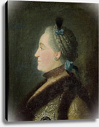 Постер Ротари Пьетро Portrait of Catherine II of Russia, after a painting by Dimitri Gregorievich Levitsky