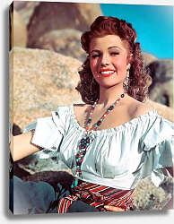 Постер Hayworth, Rita (Loves Of Carmen, The) 2