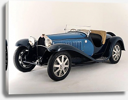 Постер Bugatti Type 55 Super Sport Roadster '1932