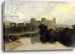 Постер Тернер Уильям (William Turner) Cockermouth Castle, c.1810