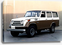 Постер Toyota Land Cruiser 50 AU-spec (FJ56V) '1975–79