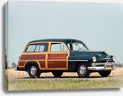 Постер Mercury Station Wagon '1950
