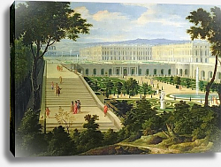 Постер Аллегрен Этьен The Orangerie at the Chateau de Versailles