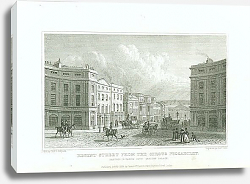 Постер Regent Street from the Circus Piccadilly