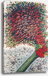 Постер Луис Серафин The Red Tree, 1928-30
