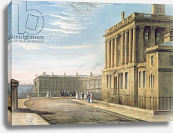 Постер Кокс Давид The Royal Crescent, Bath 1820