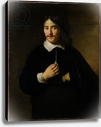 Постер Флинк Говерт Portrait of a Man, 1654