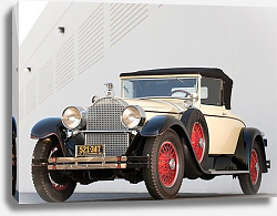 Постер Packard Custom Eight Convertible Coupe by Dietrich '1928