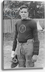 Постер Американский фотограф P. Freeman, Assistant Coach, Westinghouse Athletic Association Football Team, 1923