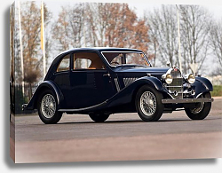 Постер Bugatti Type 57 Sports Saloon '1934