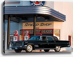 Постер Lincoln Continental Mark V Limousine '1960