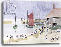 Постер Джоел Джуди Old Mousehole, 1993