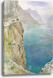 Постер Гудвин Гарри On the Italian Coast, 1896