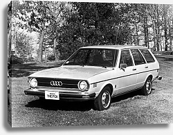 Постер Audi Fox Wagon '1975–76