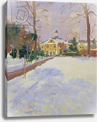 Постер Баттерфилд Сара (совр) Ravenscourt Park Under Snow