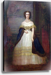 Постер Херберт Антуан Marie-Clotilde Therese Louise Princess of Savoy, 1860