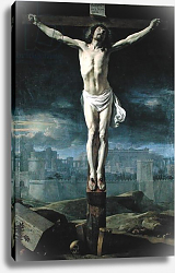 Постер Шампень Филипп Christ on the Cross, before 1650