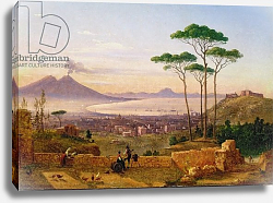 Постер Крешио Андреа Bay of Naples