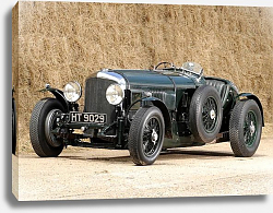 Постер Bentley 3 8 Litre Sports Roadster '1924