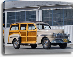 Постер Mercury Station Wagon '1948