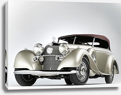 Постер Mercedes-Benz 540K Special Tourer by Sindelfingen '1938