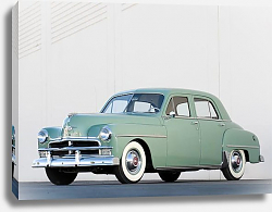 Постер Plymouth Special Deluxe 4-door Sedan '1950