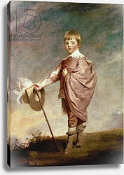 Постер Рейнолдс Джошуа The Duke of Gloucester as a boy