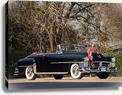 Постер Chrysler New Yorker Convertible '1951