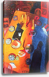 Постер Хельд Жюли (совр) The Supper, 1996