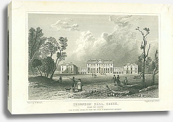 Постер Thorndon Hall, Essex, from the North
