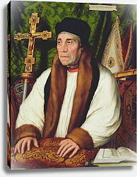 Постер Холбейн Ханс, Младший Portrait of William Warham Archbishop of Canterbury, 1527