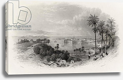 Постер Аллом Томас (грав) Bombay India, engraved by A. Willmore