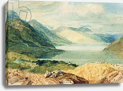 Постер Тернер Уильям (William Turner) Loch Lomond