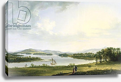 Постер Робертс Томас A View of Knock Ninney and Part of Lough Erne from Bellisle, County Fermanagh, 1771