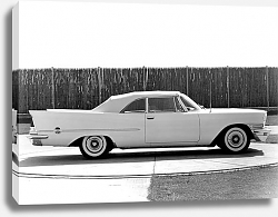 Постер Chrysler 300C Convertible '1957