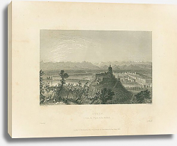 Постер Turin (From the Vigne de la Reine)