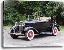 Постер Ford Model B Deluxe Roadster '1932