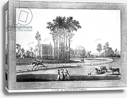 Постер Кинг Хайнц A View of Paddington Green, after Jeffry's Hamett O'Neale, published by Sayer & Bennett, 1782-1783