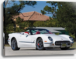 Постер Corvette ''1953 Commemorative Edition'' (C5) '2003–04