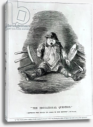 Постер Лич Джон 'The Educational Question', 1846, from 'Punch', published in 1864