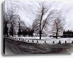 Постер Голла Элен (совр) Westgrove, Looking Towards Blackheath, 1999