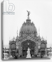 Постер Гирадон Адольф (фото, фр) View of the Central Dome, Universal Exhibition, Paris, 1889