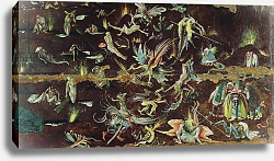 Постер Босх Иероним The Last Judgement, c.1504