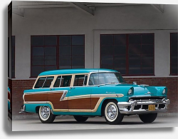 Постер Mercury Monterey Station Wagon '1956