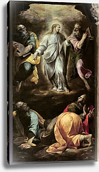 Постер Школа: Итальянская 16в. The Transfiguration of Christ from the organ, completed 1559-1602