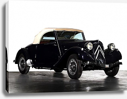 Постер Citro?n Traction Avant Cabrio '1934–57