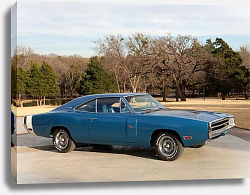 Постер Dodge Charger R T 440 Six-Pack '1970