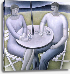 Постер Эдиналл Рут (совр) Man and Woman, 1998