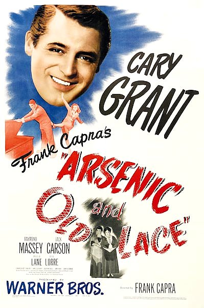 Poster - Arsenic And Old Lace