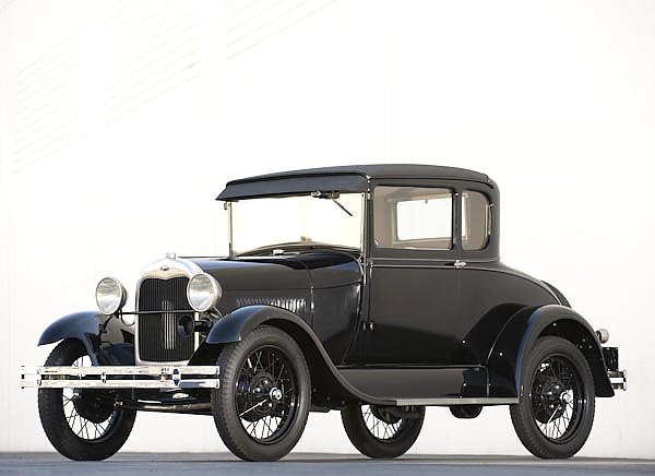 Ford Model A Standard Coupe '1928–29